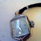 VINTAGE 10KWGP LADIES HAMILTON COCKTAIL 75 WATCH 4U2FIX