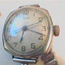 VINTAGE WG FILLED IOCO LADIES CUSHION CASE WATCH RUNS