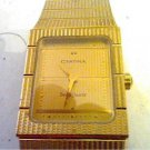 BEAUTIFUL VINTAGE LADIES CERTINA SWISS QUARTZ WATCH RUN