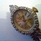 UNIQUE STONED BEZEL LADIES LE JAYE QUARTZ WATCH 4U2FIX