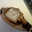 VINTAGE ROPE BAND ELGIN LADIES COCKTAIL WATCH 4U2FIX