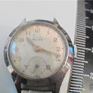 VINTAGE LADIES ELGIN STARLITE SUB SECOND HAND WATCH RUN
