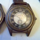LOT OF 2 HARLEY DAVIDSON SUB DIAL QUARTZ WATCHES 4U2FIX