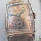 LOT OF 2 VINTAGE 1949 HIDDEN LUG BULOVA WATCHES 4U2FIX