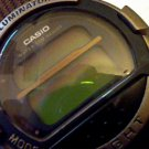 CUTE 12/24HR CASIO ILLUMINATOR LADIES LCD WATCH RUNS