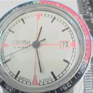UNUSUAL 21 JEWEL RUSSIAN CCCP DATE WATCH RUNS WHEN SHAKEN 4U2FIX STEM CROWN