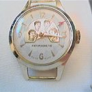 RARE 4 FACES OF BEATLES LADIES BOYS WINDUP WATCH 4U2FIX