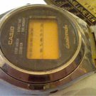 VINTAGE CASIO WORLDTIME LCD CASIOTRON WATCH 4U2FIX