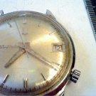 VINTAGE 1970 BULOVA ACCUTRON 2181 DATE WATCH 4U2FIX