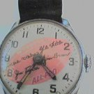 VINTAGE ALL PRO SWISS FOOTBALL DIAL BOYS WATCH 4U2FIX