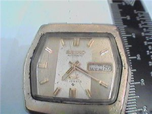 VINTAGE SEIKO YGP 17J 6106 AUTO DDATE WATCH 4U2FIX
