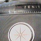 ZENITH TRANS OCEANIC ROYALE 1000 SHORTWAVE RADIO 4U2FIX