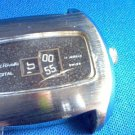 VINTAGE 17J ANDE RIVALLE DIGITAL JUMP HOUR WATCH RUNS