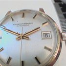 VINTAGE GIRARD PERREGAUX GYROMATIC DATE WATCH RUNS 4FIX