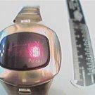 VINTAGE 14KT GOLD FILLED RED LED PULSAR WATCH 4U2FIX