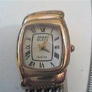UNUSUAL ROMAN NUMBER DIAL ANNE KLEIN LADY QUARTZ WATCH