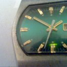UNUSUAL GREEN DIAL DAY DATE AUTO CARAVELLE WATCH 4U2FIX