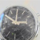 VINTAGE HELBROS 7733 BLACK DIAL CHRONOGRAPH RUNS 4U2FIX