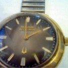 VINTAGE 1975 BULOVA ACCUTRON QUARTZ 602 WATCH RUNS