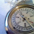 VINTAGE 7006 SEIKO AUTO DAY DATE WATCH RUNS 4U2FIX DIAL