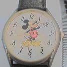 CUTE JAPAN QUARTZ MOVEMENT MICKEY MOUSE WATCH RUNS
