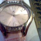UNIQUE FADED GLORY PINK DIAL LADIES QUARTZ WATCH RUNS