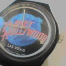 UNUSUAL PLANET HOLLYWOOD LAS VEGAS QUARTZ WATCH 4U2FIX