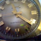 CHUNKY VINTAGE WESTCLOX QUARTZMARIC WATCH 4U2FIX