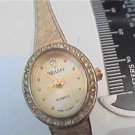 UNUSUAL EMBASSY LADIES BRACELET QUARTZ WATCH 4U2 OPEN