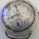 RARE ART DECO HAMILTON WIRE LUG LADIES WATCH RUNS SLOW