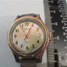 VINTAGE LADY SEIKO 17J WINDUP WATCH RUNS NEEDS GLASS