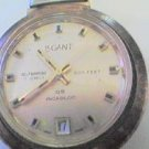 RARE VINTAGE LEGANT 300FT AUTO DATE WATCH RUNS 4U2FIX