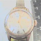 VINTAGE 17 JEWEL INCABLOC WALTHAM LADIES WATCH RUNs