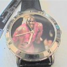 WILSON MICHAEL JORDAN QUARTZ WATCH RUNS