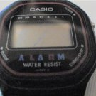 cute ladies casio alarm lcd watch