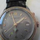 RARE L'OROLOGIO ALARM DATE QUARTZ WATCH 4FIX BUT RUNS