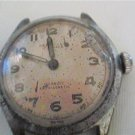 VINTAGE 17J DEAUVILLE WATCH RUNS NEEDS GLASS