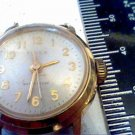 VINTAGE LADIES TIMEX WINDUP WATCH WITH SECOND HAND RUNS