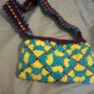 Handmade Granny Square Purse
