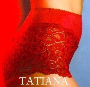 MARIA- boy cut lace panty - T-28344
