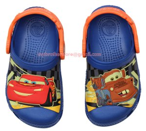 Kids Boys Blue Cars McQueen & Mater Sandals Shoes US Size 6c7 8c9 10c11 12c13