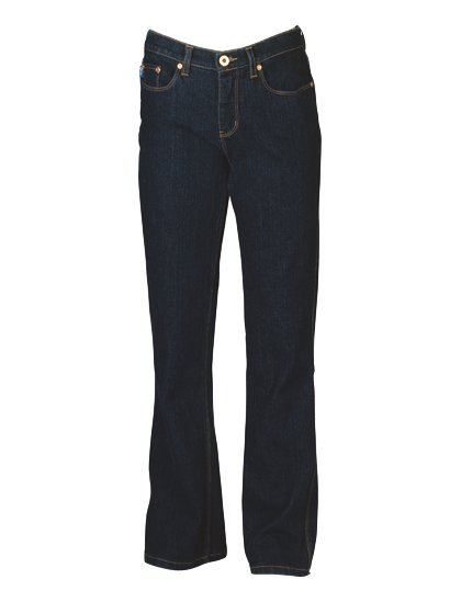 New LIMITED TOO dark wash stretch bootcut jeans girls size 10