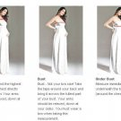 The pregnant woman size measurement methods photo