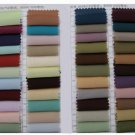 real chiffon color swatches