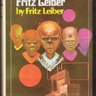 THE BEST OF FRITZ LEIBER by Fritz Leiber, Hardcover 1973 SciFi