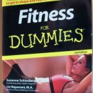 FITNESS FOR DUMMIES - Suzanne Schlosberg & Liz Neporent, Softcover 2000