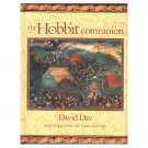 THE HOBBIT COMPANION by David Day, Illus. by Lidia Postma, Hardcover 1st 1997
