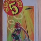 THE GIRLS FROM PLANET 5 by Richard Wilson, Paperback 1967