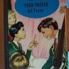 The Fitton Four-Poster by G. E. Evans, Hardcover circa 1960's