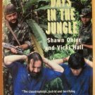 100 DAYS IN THE JUNGLE by Shawn Ohler & Vicki Hall, Softcover 2000